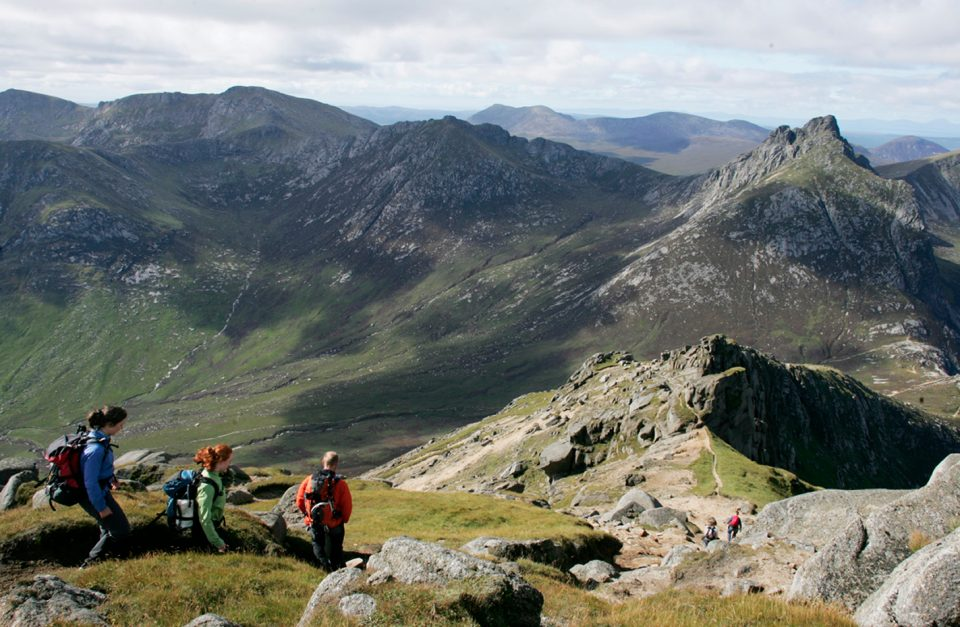 Arran Hill Walking Experience