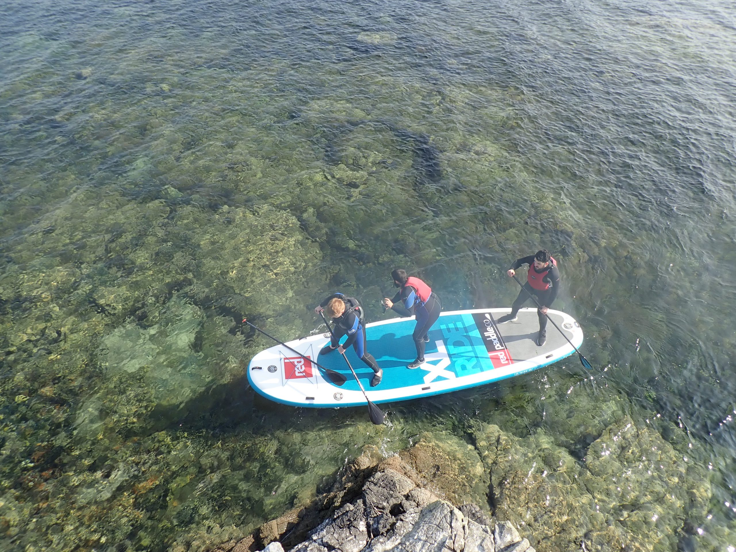 Giant Stand Up Paddle Boarding | 2hrs | 6yrs+ | Ayrshire, South West Scotland